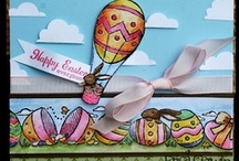 Easter Cards SU / by Patricia Lemont