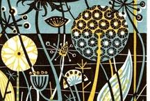 Illustration / by Elsie Jones, Kitsch & Curious