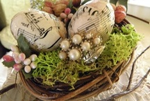 Decorating for Spring and Easter / by Martha Phillips