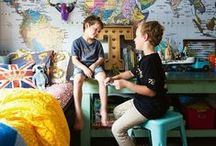 Kids Interiors / inspiring ideas for childrens rooms, ideas for activities etc