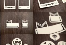 Cut it out! (Silhouette Die Cutting) / Silhouette tips, tutorials, projects, ideas, and shapes.