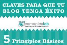 Blogging e Internet / Las mejores imágenes e infografías sobre el apasionante mundo del Blogging y sobre las novedades tecnologicas en Internet. / by Sergio García Lobo