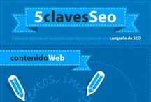 SEO & SEM / Los mejores consejos, imágenes e infografías sobre como aprender y hacer uso del SEO y SEM para conseguir los mejores resultados en tus websites y negocios.
