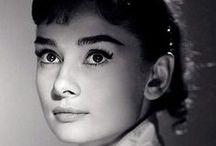 STARS: Hepburn Audrey (1929-1993)