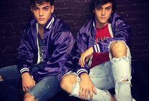 Dolan Twins / I love gray and eth so much they honestly mean the world to me I couldn't imagine life without them