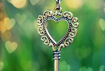 Keys / by Candyce Winget