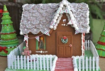 Christmas Gingerbread House / Gingerbread Houses