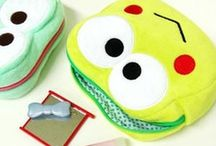 CUTE COIN PURSES / by Yu Fa