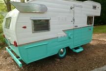 Vintage Campers / by Kathryn Peltier