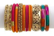 BRACELETS ANYONE / Some of our favorite bracelets from our Bajalia collection and others as well.