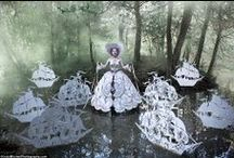 //WONDERLAND// / Photography by by Kirsty Mitchell. / by K Black
