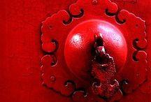 Ruby Red / by Karen Fiorenza