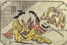 菱川師宣 Hishikawa Moronobu