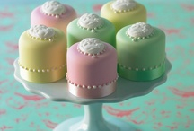 mini ~ little cakes