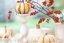 Autumn/Thanksgiving / by Candyce Winget