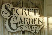 Secret Garden / by Kimberley Johnsen