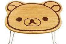 Great-Sweet Furniture (Chairs, stools, tables..) / by Yu Fa
