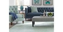 livin' the blues / Blue hued furnishings, decor, and all things home!