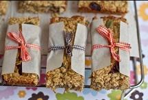 recipe box: snacks + sides