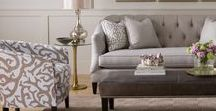 blending in / Neutral colors make the home complete without fighting for attention, we love them paired or in combination with a bright statement piece.