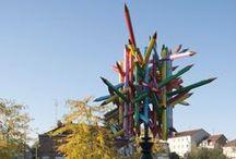 Place du Carnaval, Moulins / La place du Carnaval, vue par le photographe Pierre Rogeaux