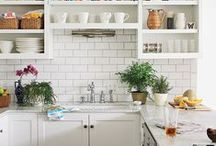 Kitchen & Dining / Kitchen inspiration/envy.