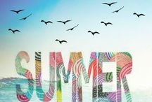SUMMER!!! / by Kate Justin