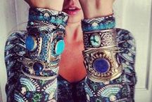 ARM CANDY / Our favorite bracelets and photos of bracelet collections.