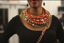 PARK AVENUE FASHION WEEK / An accessory show for our local fashion week.
