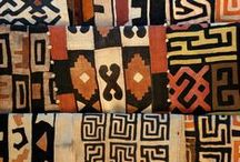 TEXTILES AND TRADITIONS / TExtiles inspire so much design, including ours.