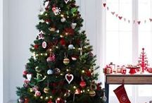 White Christmas? / Anything Christmassy  from trinkets, decorations and food to twinkly lights and gift ideas