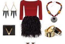 POLYVORE BAJALIA STYLE / Inspiring ways to wear your Bajalia jewelry