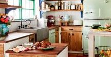 Kitchens in love