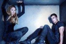 Divergent / by Lindy's Life