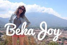 Beka Joy- The Blog / posts from bekajoy.com / by Beka Joy