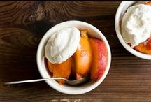 peaches / a collection of recipes featuring one of my favorite fruits of summer!