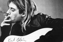 Kurt Cobain _Dave Grohl_Nirvana