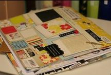 scrapbook- ideas / ideas or blog posts for a scrapbook or craft related project that I might like to try sometime. / by Jennifer Ahlstrom
