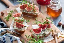fancy foods & drinks / by Christina Eichler