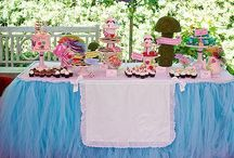Alice in Wonderland Party / by Made by a Princess
