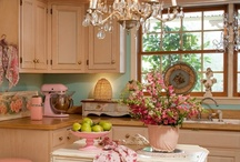 kitchen worth cooking in  / by Meghan Hill