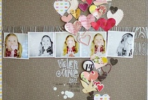 Scrapbooking Ideas / by Melissa Andrus