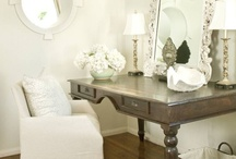 guest bedroom/office / by Meghan Hill