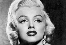 Classic / Black & white classic celebrity photos / by Debbie Flynn