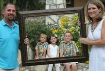 family picture ideas / by Lisa Evans