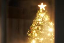 a Christmas time