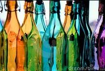 Bottles / by Debbie Flynn