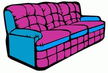 sofas for children / some sofas and armchairs, games that are found online for kids