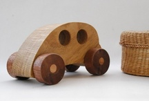 wooden toys for children / each piece is made of real wood, reproduced and studied in detail and above all functioning perfectly