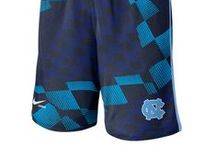 Nike College shorts / by Lacrosse Unlimited